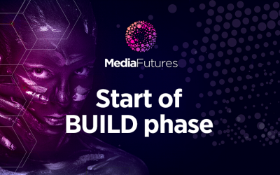 It's time to build! Meet the projects progressing onto the next stage of MediaFutures