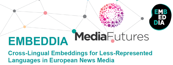 MediaFutures presented at the Hackashop of the H2020 EMBEDDIA project