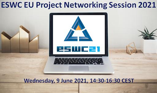 TIB & Leibniz University Hannover organized the ESWC EU Project Networking Session 2021