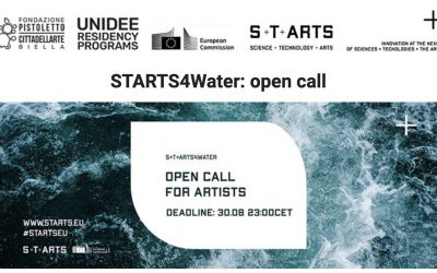 STARTS4Water: open call