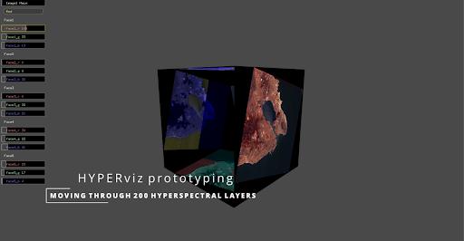 Updates on MediaFutures HYPERViz project