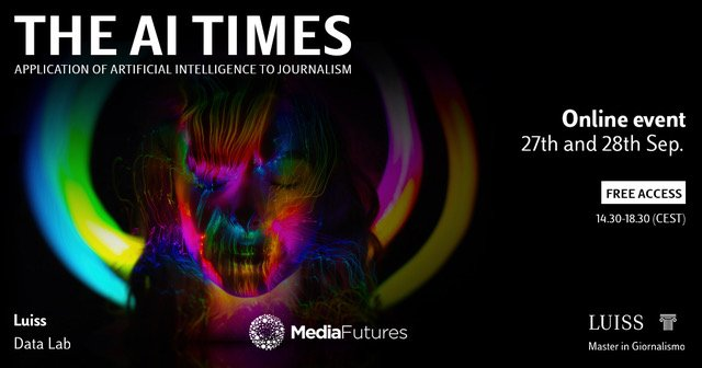 The AI times: application of artificial intelligence to journalism