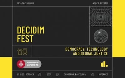 Decidim Fest on Democracy, Technology and Global Justice