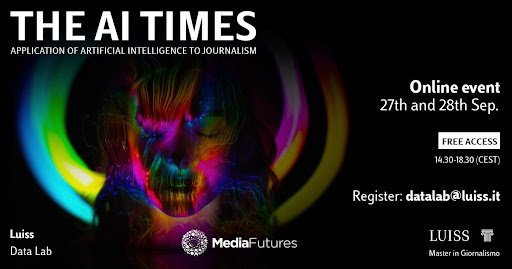The AI Times Application of Artificial Intelligence to Journalism